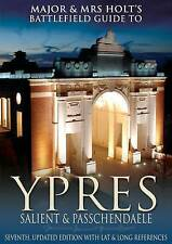 Major and Mrs.Holt's Battlefield Guide to Ypres Salient, Tonie Holt