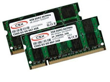 4gb + 2gb 6gb ddr2 667 MHz Apple MacBook Pro 3,1 4,1 2007 2008 memoria SO-DIMM