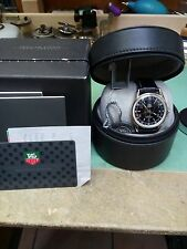 TAG HEUER    GMT