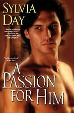 A Passion for Him by Sylvia Day (2007, Paperback)
