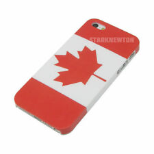 CANADA FLAG  Case Cover  For Apple iPhone 5 5S SE iPhone5 + Free Protector