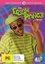 The Fresh Prince Of Bel Air Season 3  - DVD Region 4 VG Condition