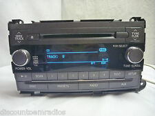 2011 2012 2013 Toyota Sienna  Radio Cd WMA Mp3 P1842 86120-08270 JP5985