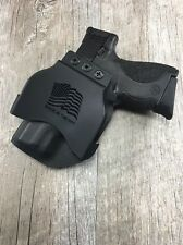 OWB PADDLE Holster Smith & Wesson M&P Shield 9 / 40  Kydex Retention SDH