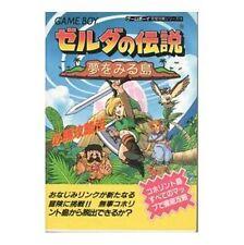 Legend of Zelda Link's Awakening Winning Strategy Book / GB