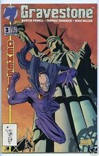 Gravestone 1993 series # 3 near mint comic book