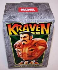 Kraven Marvel Mini Bust Statue Figure Bowen #0807/4500 NIB