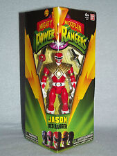 "Mighty Morphin Power Rangers Legacy RED RANGER  5"" action figure bnib"