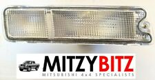 MITSUBISHI L200 96-06 FRONT BUMPER INDICATOR SIDELIGHT UNIT RH OSF DRIVERS SIDE