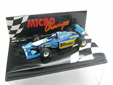 BENETTON RENAULT B194/B195 SHOWCAR 1995 JOHNNY HERBERT MINICHAMPS 640950092 1/64