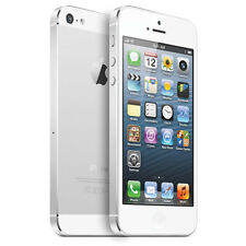 iPhone 5 32GB WHITE Factory Unlocked 8MP Camera Smartphone