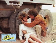 MIOU-MIOU ALAIN SOUCHON LE VOL DU SPHINX 1984  PHOTO D'EXPLOITATION #1
