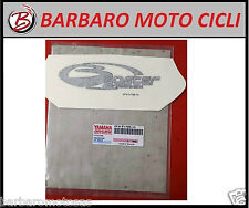 ADESIVO EMBLEMA STICKER ORIGINALE YAMAHA MBK DECALCOMANIA SCRITTA BOOSTER NEXT