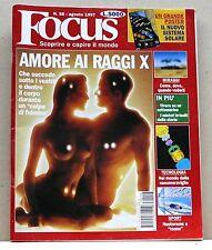 FOCUS [N. 58 - Agosto 1997] (possibilità di spedizione a 2,00 euro)