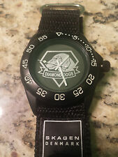 METAL GEAR SOLID DIAMOND DOGS GAMER WATCH ( SKAGEN DESIGNS 40LBB ) Video Game