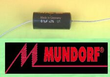 1 x MUNDORF High End MCAP Supreme capacitor 0,1µf