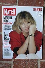 Paris Match 2089 Darc Touvier Dalle Mansfield Pékin Agassi 1/ Gordon Getty