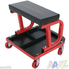Mechanics imbottito Creeper Trolley sedile auto carrozzeria garage Workshop Tool Sgabello