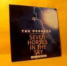 Cardsleeve single CD The Pebbles Seven Horses In The Sky (Live) 2TR 1994 Rock