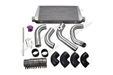 Intercooler Piping BOV Kit For 2JZ 2JZ-GTE Swap 240SX S13 S14 Single Turbo