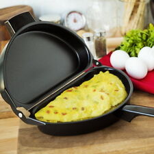 Norpro Nonstick Omelet Pan Kitchen Breakfast Skillet Cooking Egg Maker OE