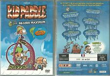 DVD - KID PADDLE : RECORD MAXIMUM ( DESSIN ANIME ) / NEUF EMBALLE