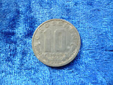 Austria POST War Zinco 10 Grosso 1948 BELLE