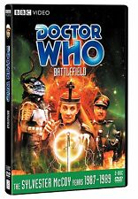 NEW - Doctor Who: Battlefield (Story 156)