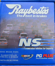 BRAND NEW RAYBESTOS PRO-GRADE BRAKE PADS PGD763M FITS VARIOUS VEHICLES