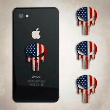 Punisher American Flag Skull Sniper iphone Decal Android Phone USA Sticker
