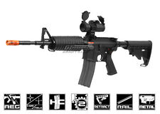 G&G Full Metal GC16 M4 Carbine HV AEG Airsoft Gun 10615