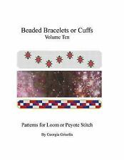 Beaded Bracelet or Cuffs: Beaded Bracelet or Cuffs : Bead Patterns by...
