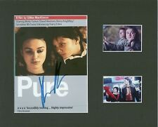 KEIRA KNIGHTLEY Signed 10x8 Photo Display PURE & PIRATES OF THE CARIBBEAN COA