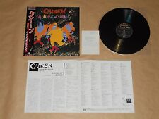 Queen - A Kind Of Magic / Japan LP / OBI / 1986 / Gatefold / EMS-91168
