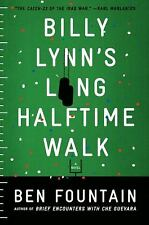 Billy Lynn's Long Halftime Walk: A Novel-ExLibrary