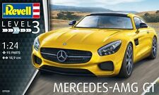 Revell 07028 Mercedes-Benz AMG GT Sports Car 1:24 Scale Kit