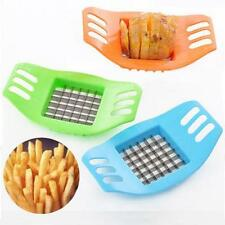 Potato Cutter Slicer Chopper Kitchen Cooking Tools Gadgets Stainless Steel Hot #