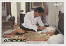 James Bond 007 Classics License To Kill 44 Gold Parallel Chase Card #128/150