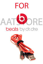 Replacement Micro USB Cable Charger For Beats by Dr. Dre Studio 2.0  / Wireless