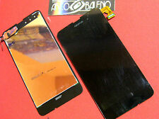 DISPLAY LCD + VETRO TOUCH SCREEN per NOKIA LUMIA 635 630 RICAMBIO NERO NUOVO