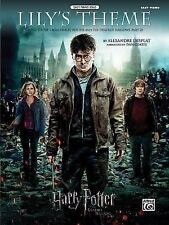 Lily's Theme (Main Theme from Harry Potter and the Deathly Hallows, Part 2): Eas