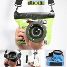 Dry Bag Pouch for Nikon Canon SLR DSLR Camera Waterproof Underwater Housing Case