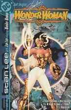 JUST IMAGINE STAN LEE'S WONDER WOMAN NEAR MINT 2001 DC COMICS