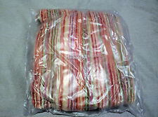 MISSONI HOME MULTI COLOURED STRIPES GUEST & HAND TOWEL SET NEW IN PACKAGING