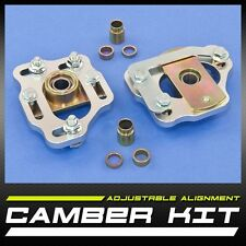 New Pair Left & Right ¦ Front Camber & Caster Kit ±2.50 ¦ Mustang 90-93