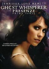 COFANETTO DVD - GHOST WHISPERER SERIE STAGIONE 1 (6 DVD) - NUOVO!!