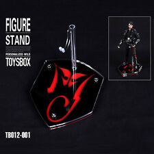 HOT FIGURE TOYS 1/6 The theme crystal platform Michael Jackson style