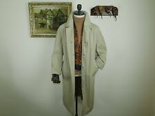 Burberry MADE IN ENGLAND Mac Beige 44 UK 54 EU Trench coat