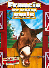 Francis the Talking Mule: Complete Collection (DVD, 2014, 3-Disc Set)