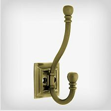 B31100Z-AB Antique Brass Architect Coat and Hat Hook